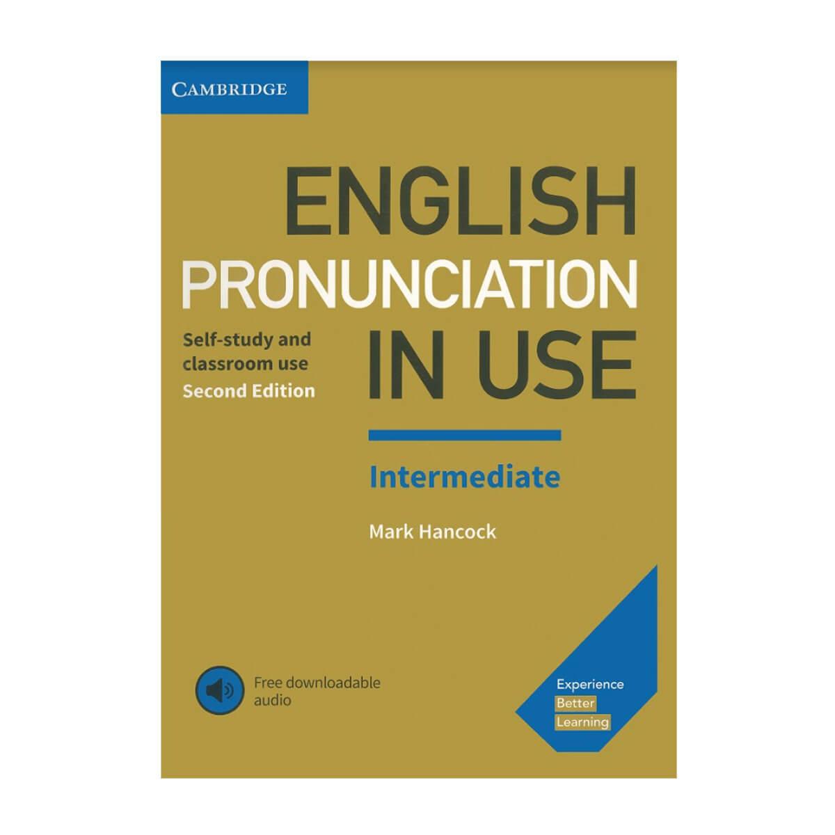 Sách] Cambridge English Pronunciation In Use - 2nd Editon: Intermediate (In Đen Trắng) - Siêu Mọt Sách