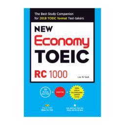 Sách New Economy TOEIC RC 1000