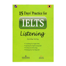 15 Days' Practice for IELTS Listening