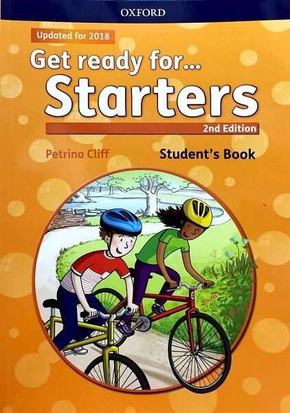 Những quyển sách thuộc bộ sách Cambridge starters