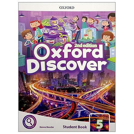 Sách Oxford Discover 5