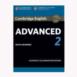[Sách] Cambridge English Advanced 2 for revised exam from 2015 (in lại)
