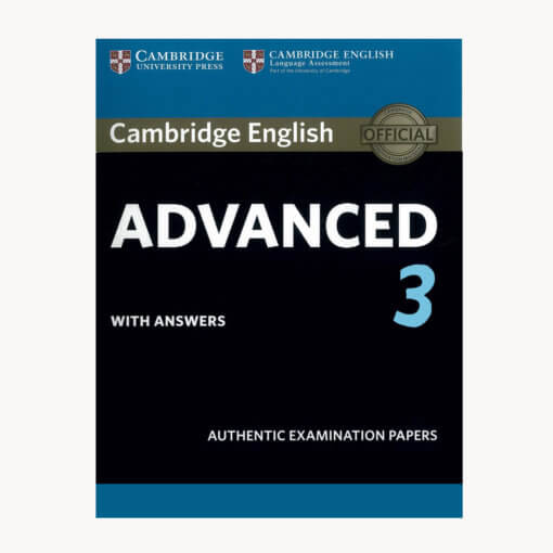 [Sách] Cambridge English Advanced 3 for revised exam from 2015