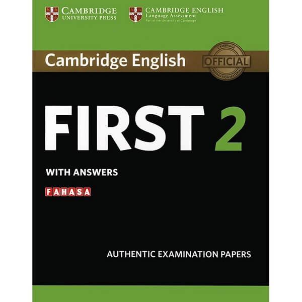 Nội dung sách Cambridge First Certificate ôn thi Cambridge Exam FCE có gì ?