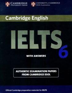 Hình ảnh sách Cambridge IELTS 6