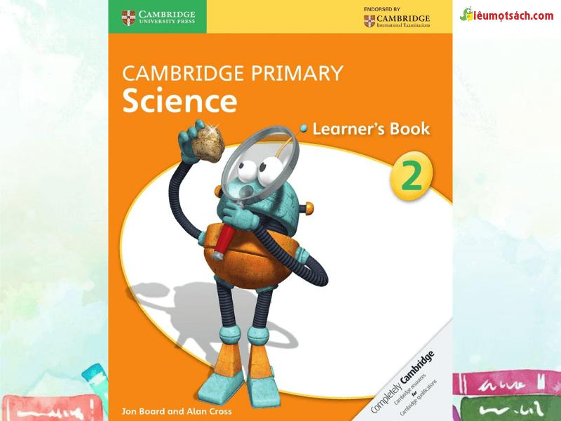 Cambridge Primary Science Stage 2