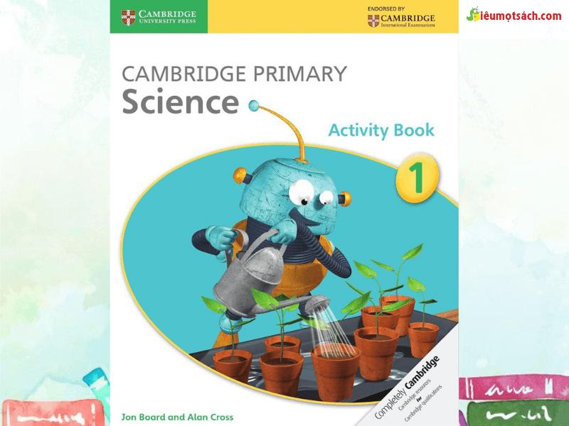Bộ sách Cambridge Primary Stage 1 đầy đủ