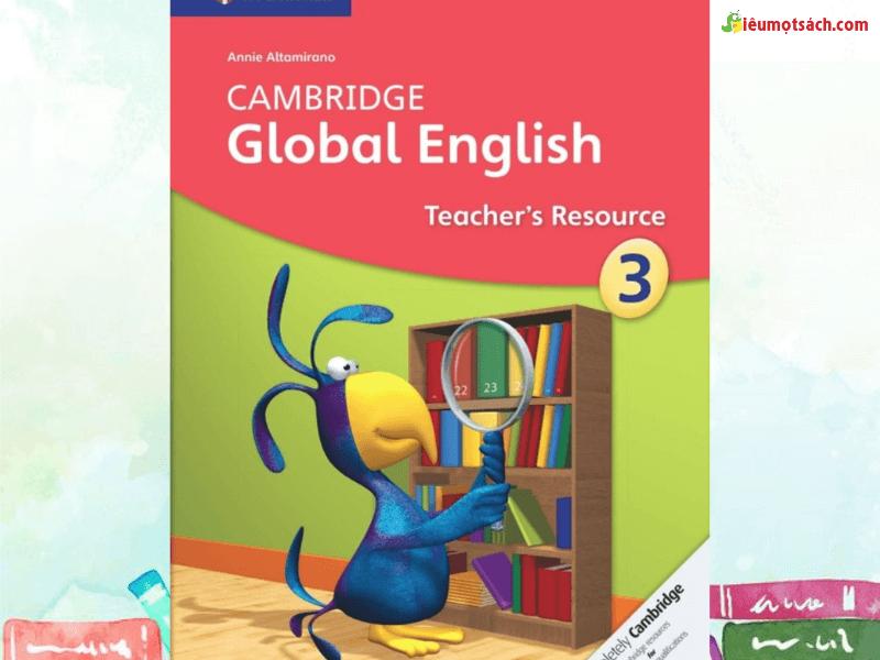 Cambridge Global English Stage 3