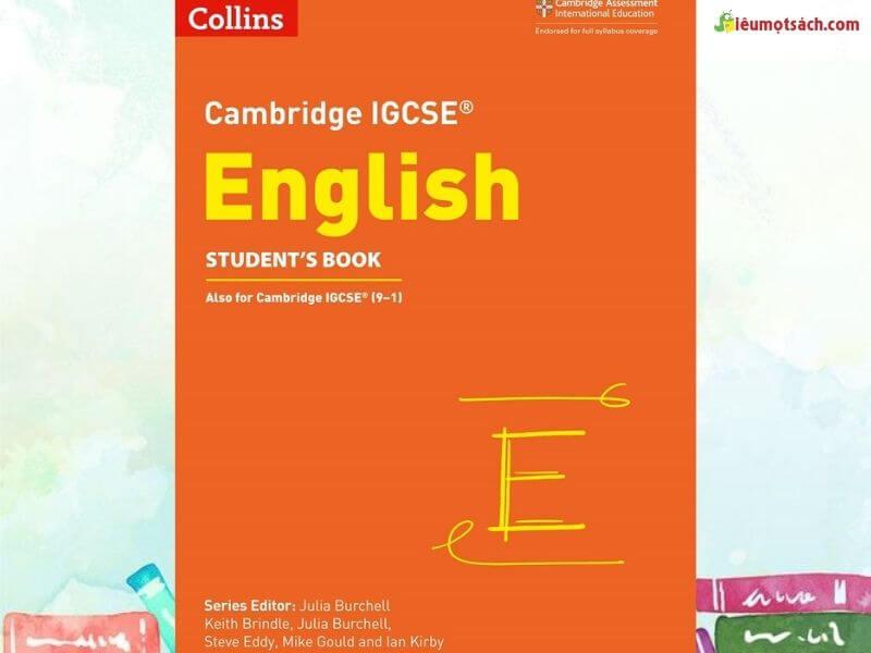 Cambridge IGCSE - sách rèn luyện tiếng anh hay nhất