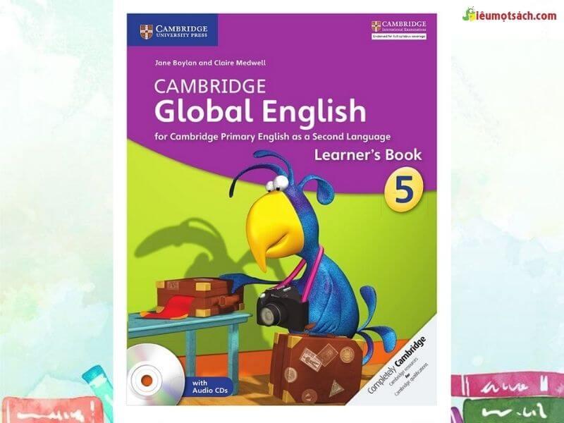Cambridge Global English - sách học tiếng anh nên mua