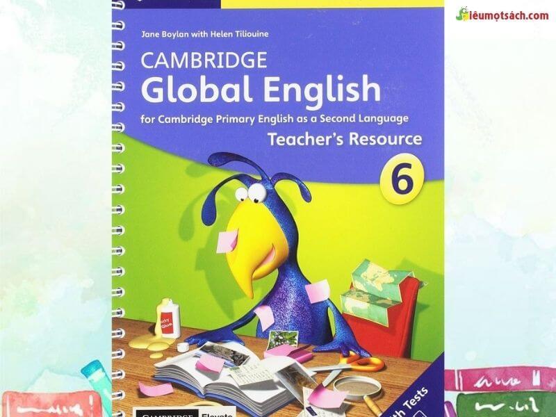 Cambridge Global English có những bài học gì