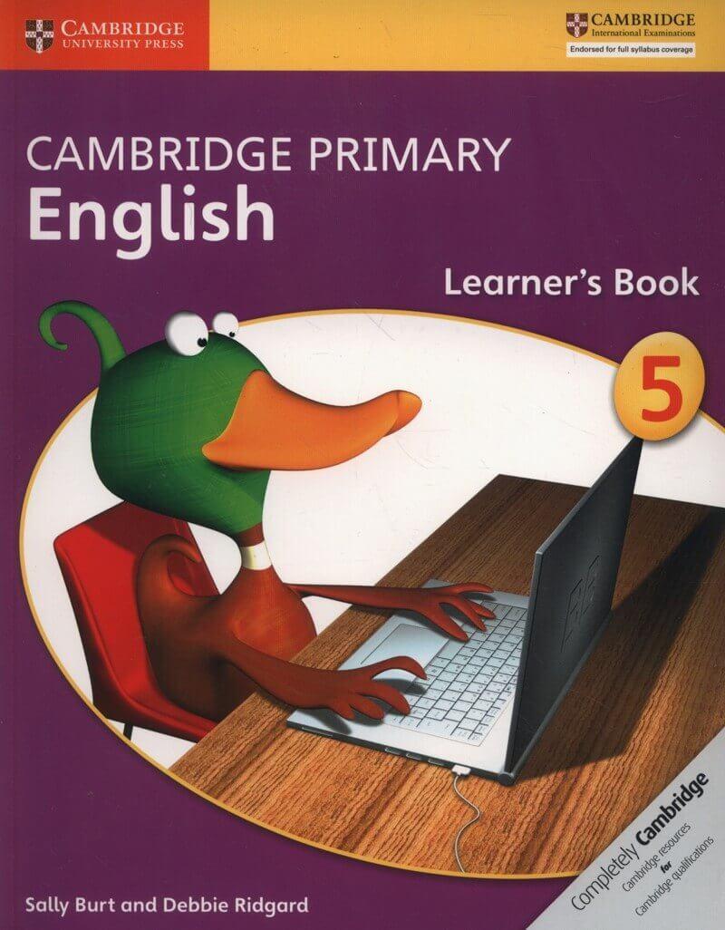 Hướng dẫn học tiếng anh hiệu quả với sách Cambridge primary stage 5