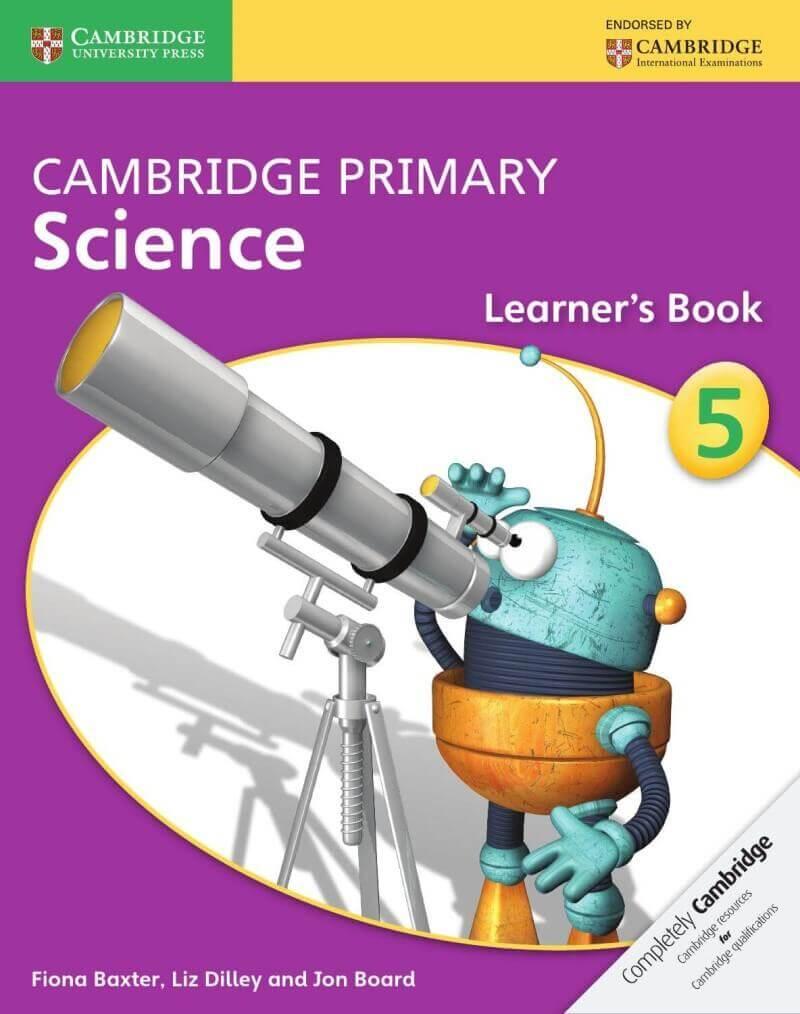 Tìm mua sách Cambridge primary stage 5