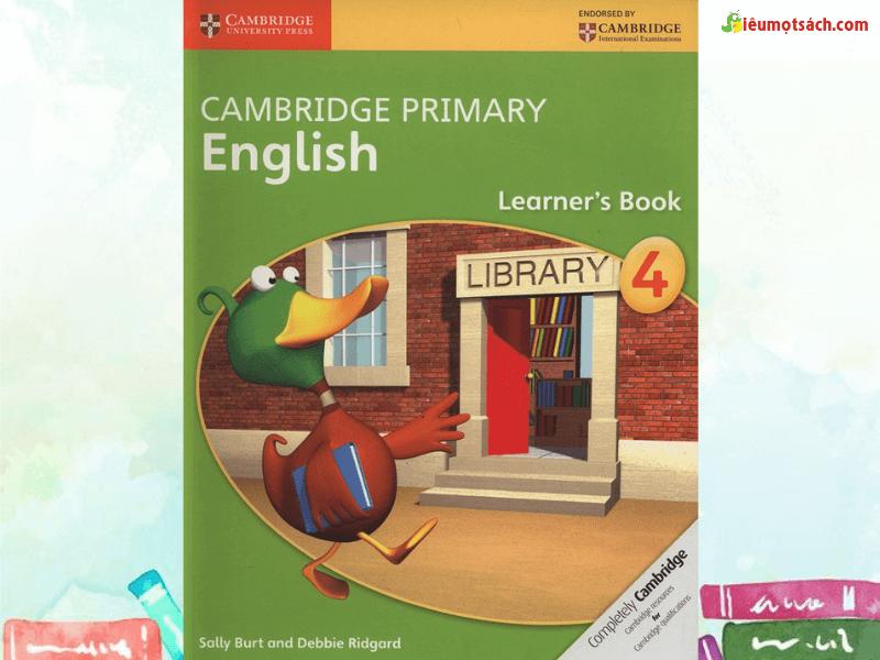 Sách Cambridge Primary Stage 4 có phù hợp cho trẻ em
