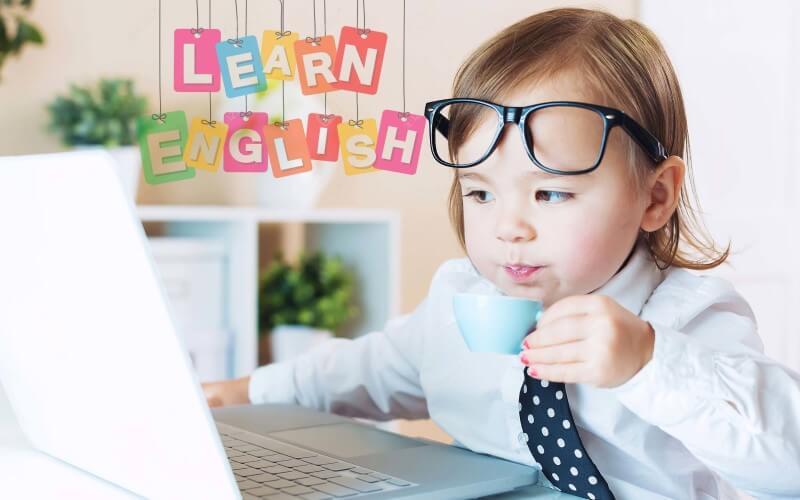 Trẻ em nên học thế nào với sách của nhà xuất bản Longman