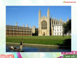 Nhà xuất bản đại học Cambridge