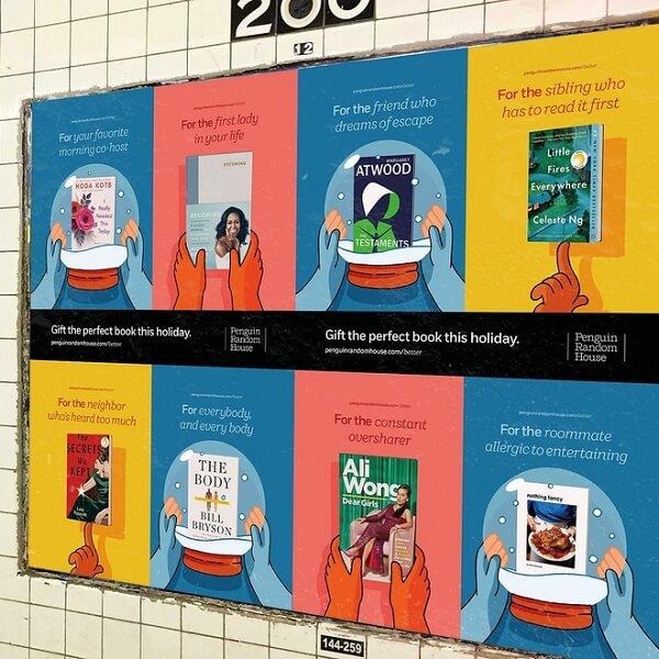 Vì sao nên mua sách của nhà xuất bản Penguin us