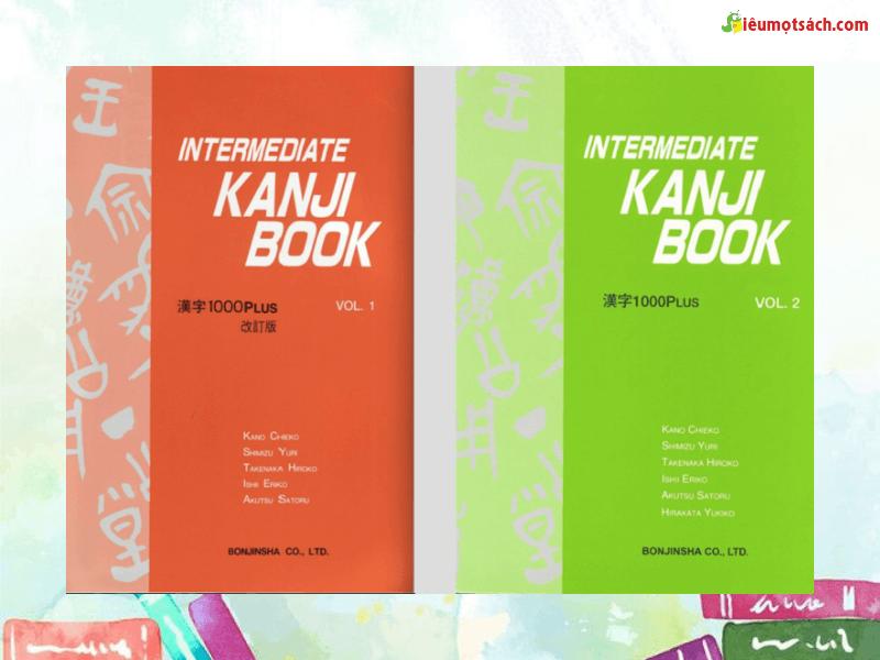Intermediate Kanji Book 1 & 2