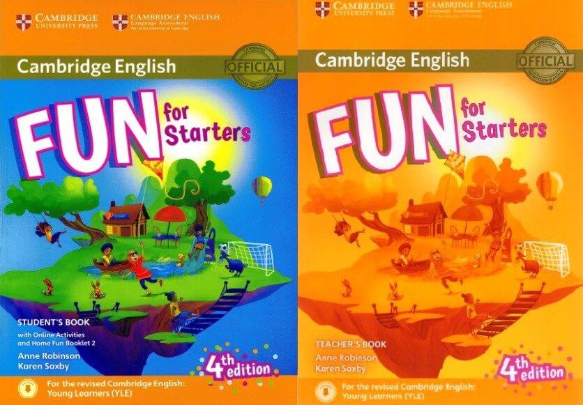 Cambridge Fun for Starters