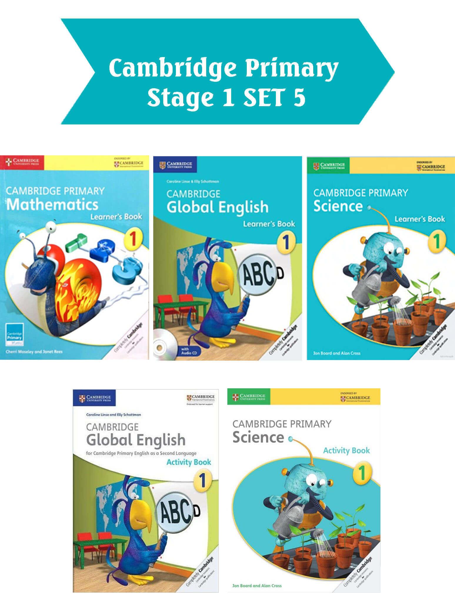 Bộ sách Cambridge Global English