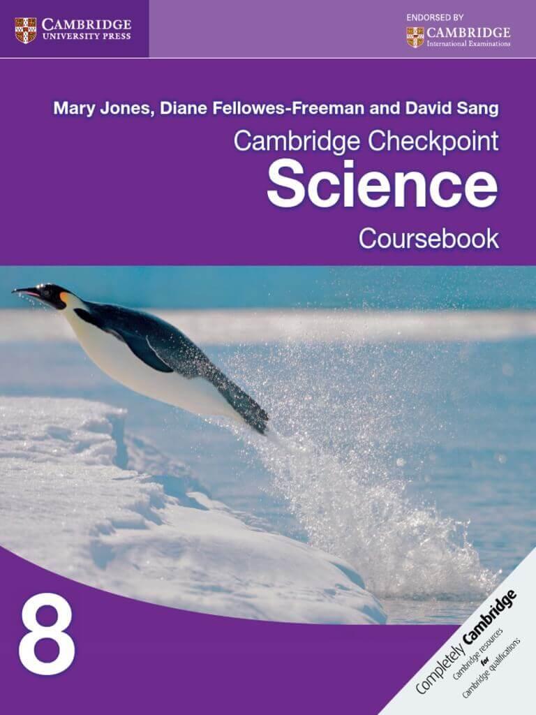 Sách khoa học theo chương trình Cambridge