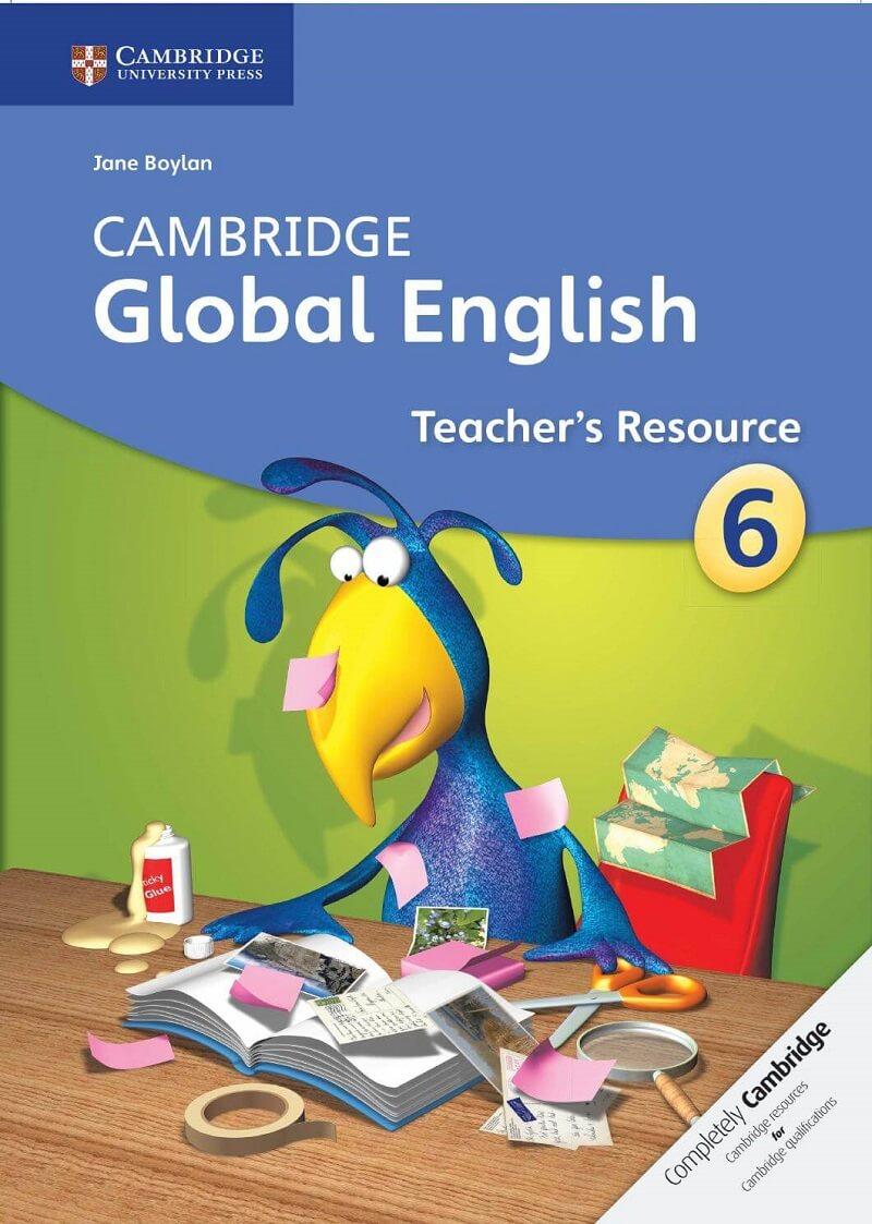 Sách Global English cho học sinh trung học