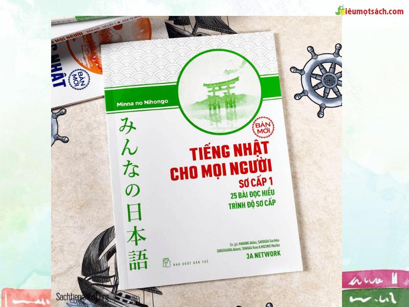 Siêu Mọt Sách giới thiệu Giáo trình tiếng Nhật sơ cấp - Shin Nihongo No Kiso I
