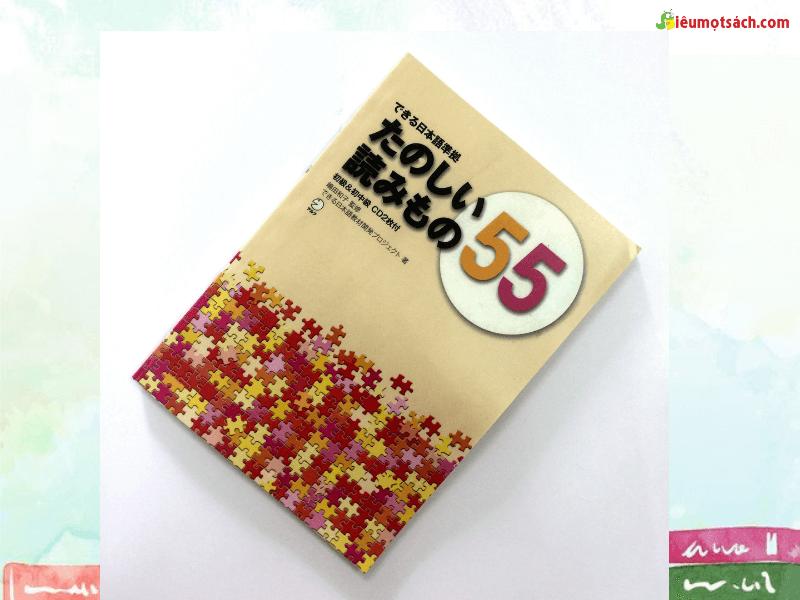 Siêu Mọt Sách giới thiệu Tiếng Nhật sơ cấp 1: 25 bài đọc hiểu trình độ sơ cấp
