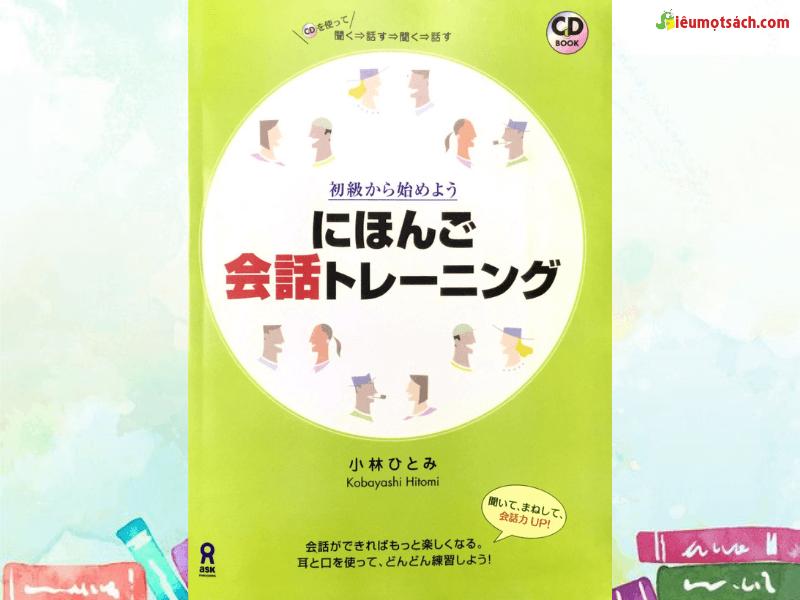 Siêu Mọt Sách giới thiệu Luyện hội thoại Sugu Ni Tsukaeru Nihongo Kaiwa Chou Mini Furezu Hatten 210