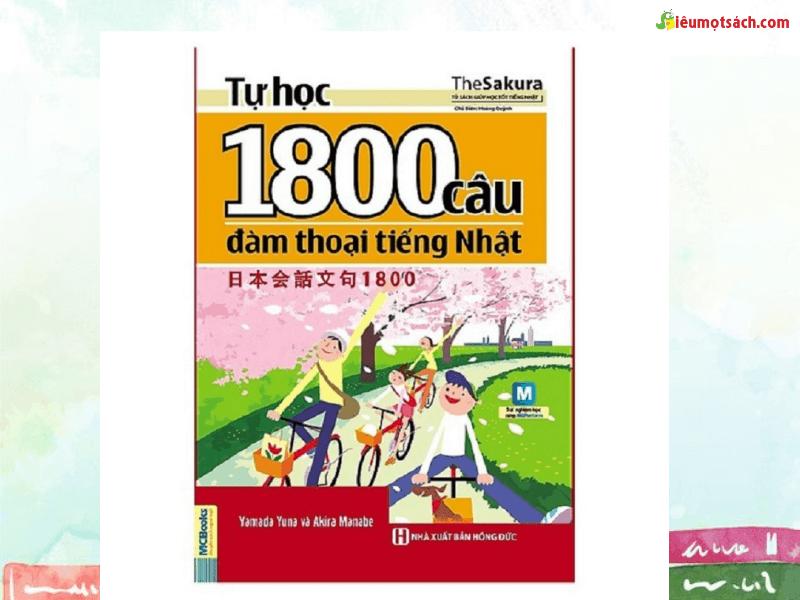 Bộ sách Đàm thoại tiếng Nhật