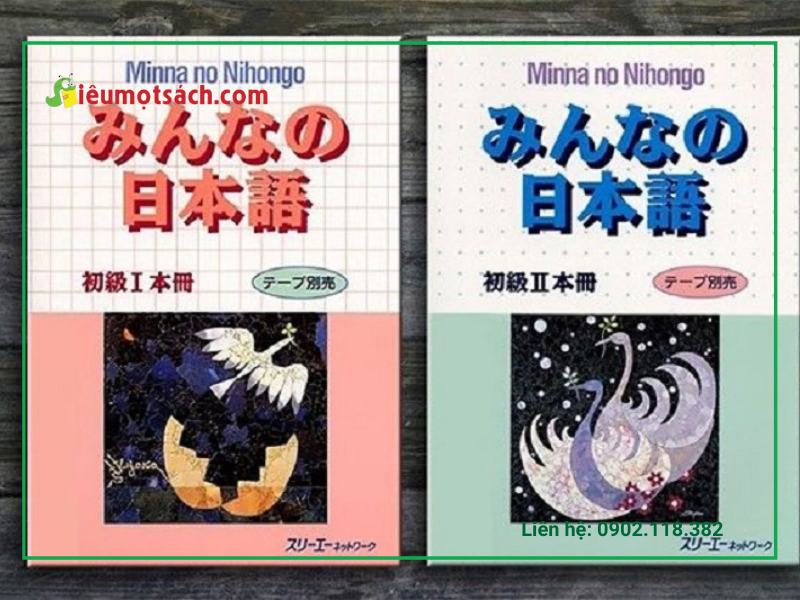 Các loại sách luyện ngữ pháp tiếng Nhật