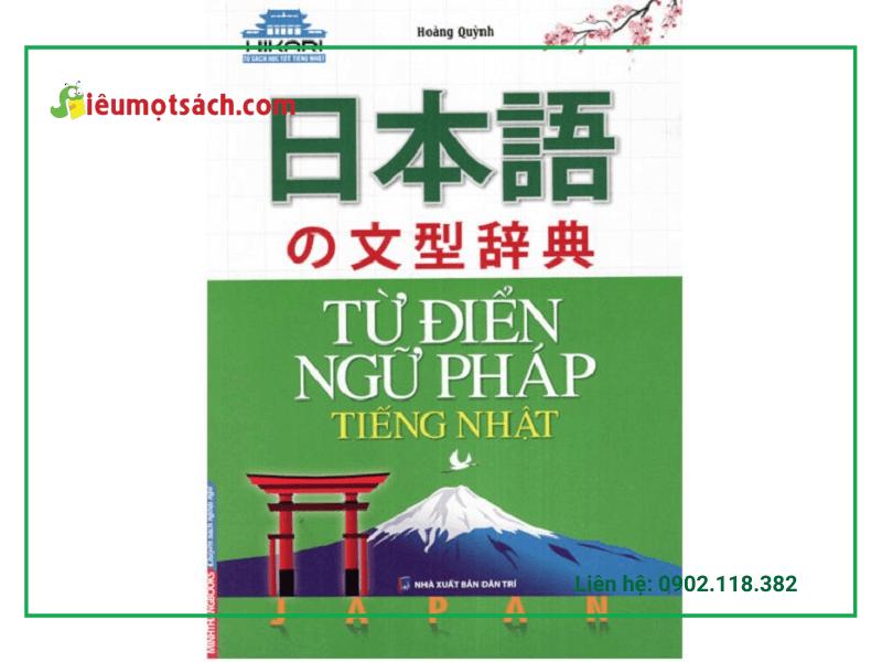 Sách ngữ pháp tiếng Nhật căn bản