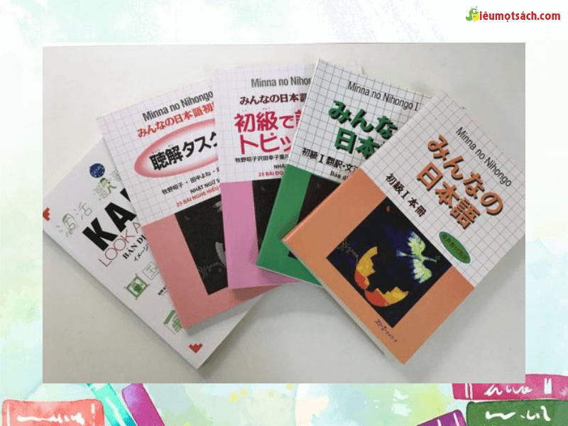 Sách tiếng Nhật dành cho trẻ em