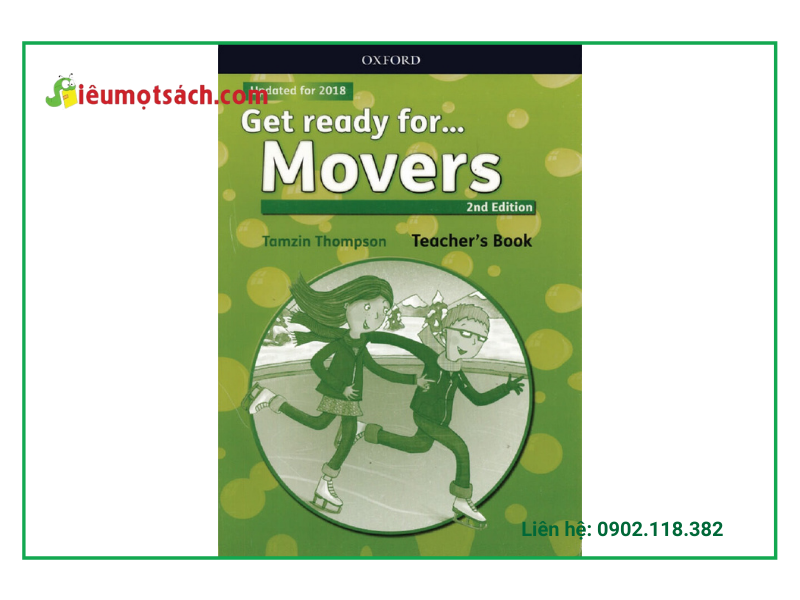 Quyển sách Get Ready For Movers 2Nd Edition