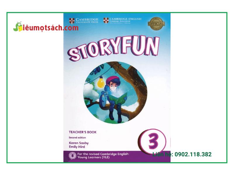 Trọn bộ sách Cambridge StoryFun