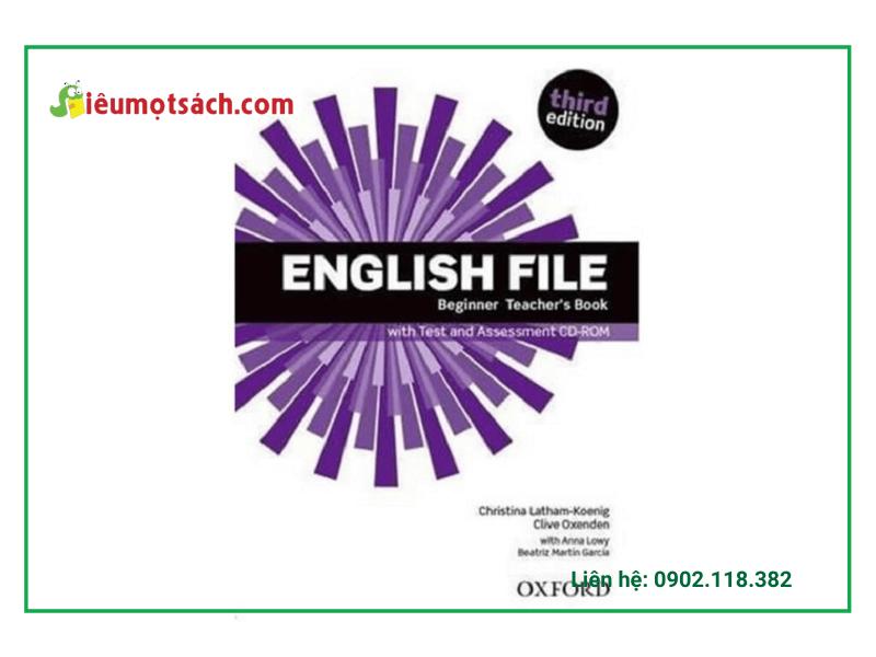 Sách English File teacher's book