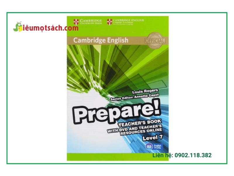 Sách Cambridge English for Schools Teacher's book
