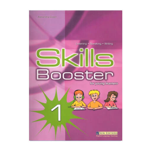 Sách Skills Booster for young learners 1 by Alexandra Green