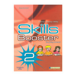 Sách Skills Booster for young learners 2 by Alexandra Green